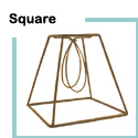Lampshade frames lamp shop square lampshade frames keyboard keysfo Choice Image