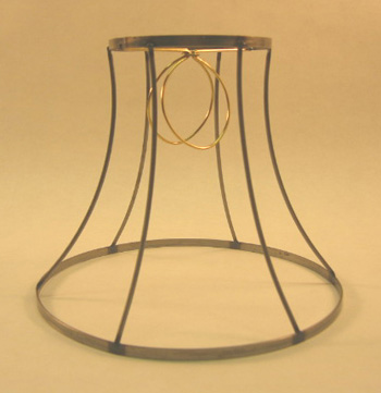 Round bell frame clip 4 x 8 x 7 lamp shop round bell frame clip 4 x 8 x 7 quantity in basket none code r19112 price1579 round bell lampshade frame w clip top fitter wire 4 x 8 x 7 keyboard keysfo Choice Image