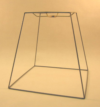 Square Frame Washer 6x10x10: Lamp Shop