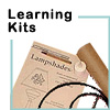 Lampshade Learning Kits - Wraparound Shade Kit