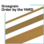 grosgrain by the yard